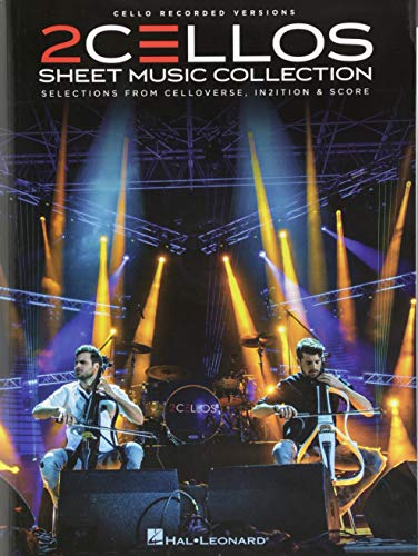 Sheet Music Collection (Selections From Celloverse, In2ition & Score): Noten, Sammelband für Cello: Selections from Celloverse, In2ition & Score for Two Cellos (Cello Recorded Versions)